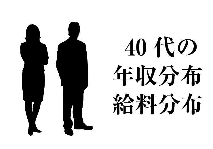 年収 40 歳 平均