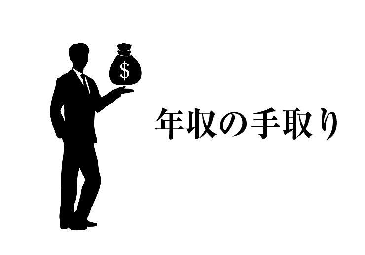 平均年収.jp|年収の手取りって実...